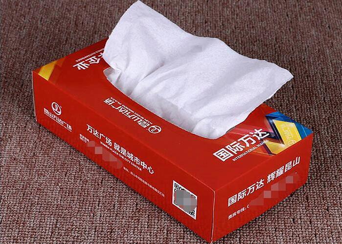 上海专用盒装抽纸价格合理
