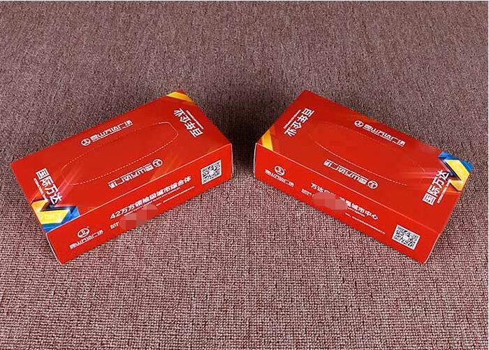 河北楼盘盒装抽纸 有口皆碑 上海存楷纸业供应