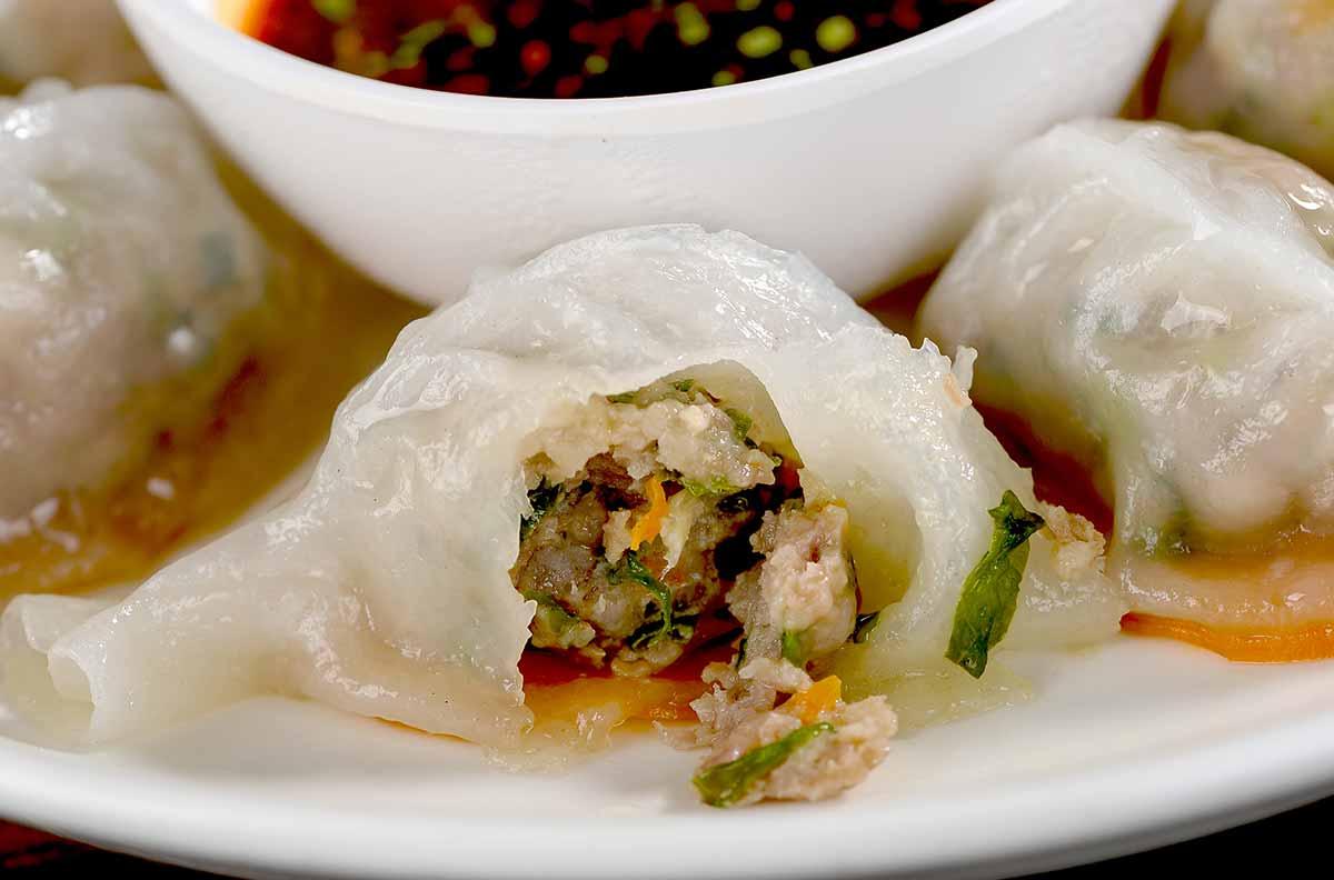 蒸餃店加盟站點「云南聚客餐飲管理供應」