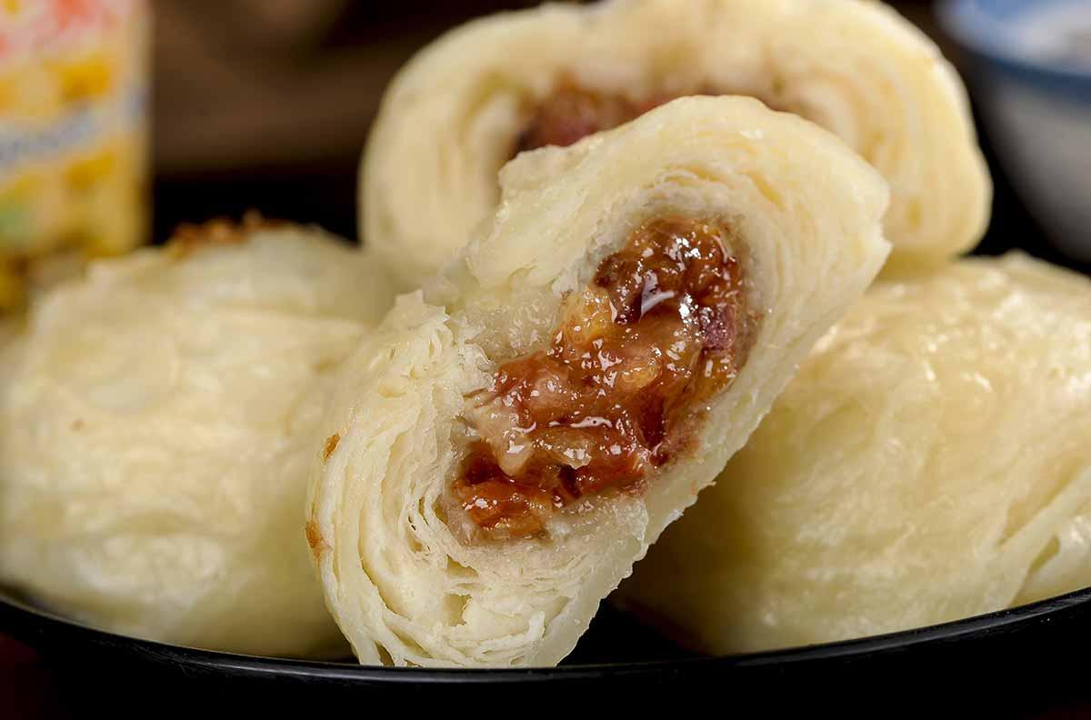 昆明小吃破酥包连锁 客户至上 云南聚客餐饮管理供应