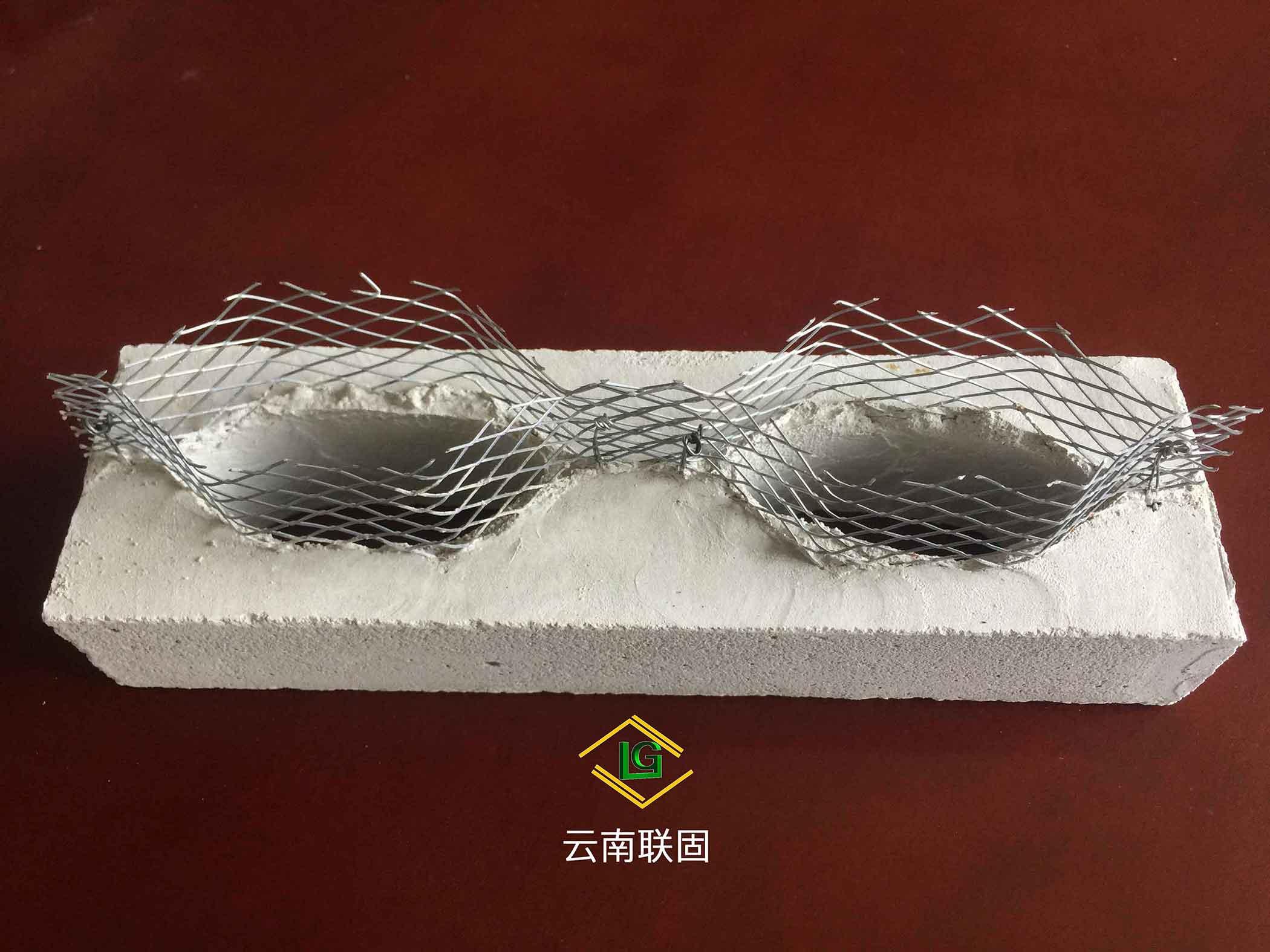 云南中空内模金属网值得信赖 诚信为本 云南联固建筑材料供应