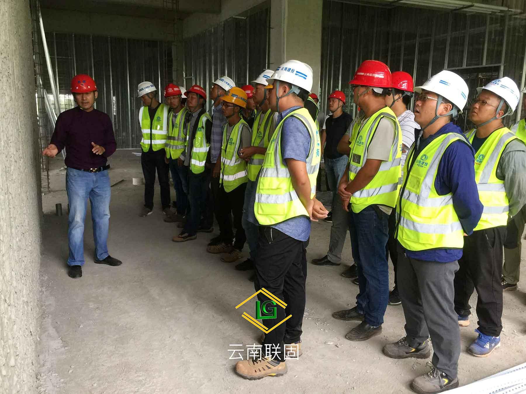 河北中空内模金属网畅销全国 服务为先 云南联固建筑材料供应