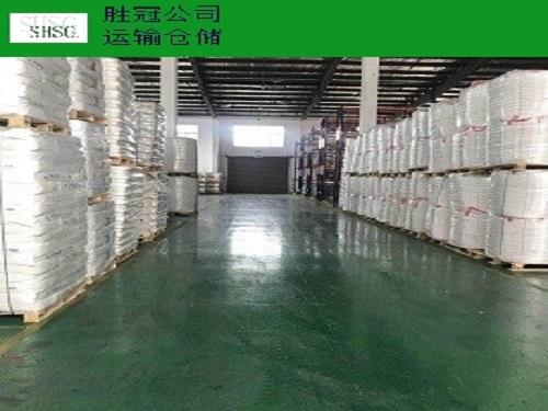 上海倉儲上海小型倉儲運輸 推薦咨詢 上海勝冠物流供應