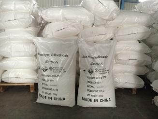 青海小包氢氧化锂优选企业 泰安盈锂化工材料供应