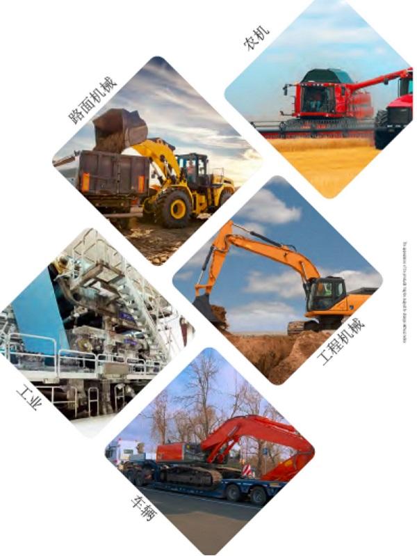自动挖掘机润滑系统解决方案,挖掘机润滑系统