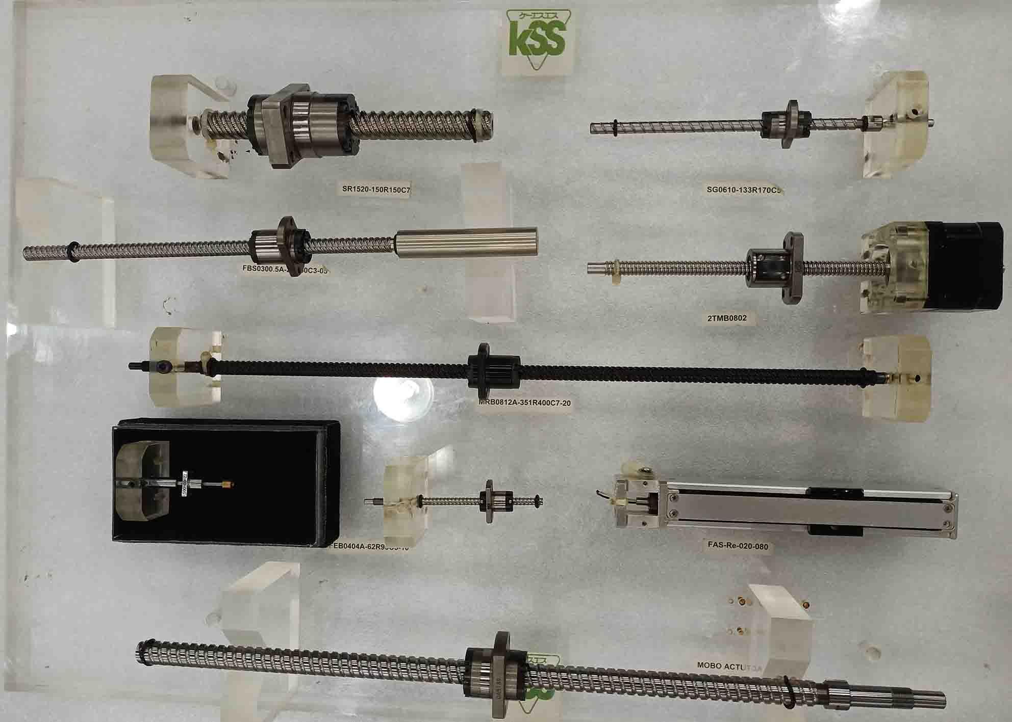 陕西kss滚珠丝杆规格尺寸 上海导全自动化设备供应