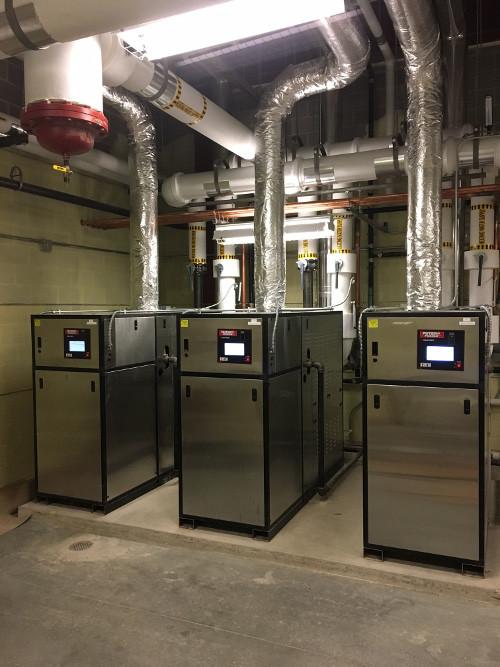 浙江低氮燃气热水锅炉哪家专业 信息推荐 上海麦斯克热能设备供应