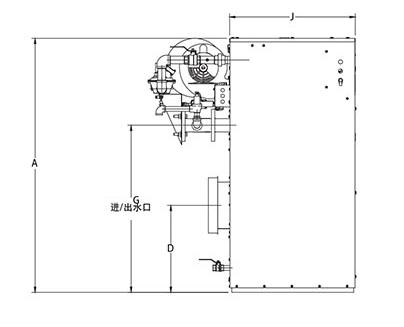 嘉定区低氮燃气热水锅炉哪家专业,低氮燃气热水锅炉