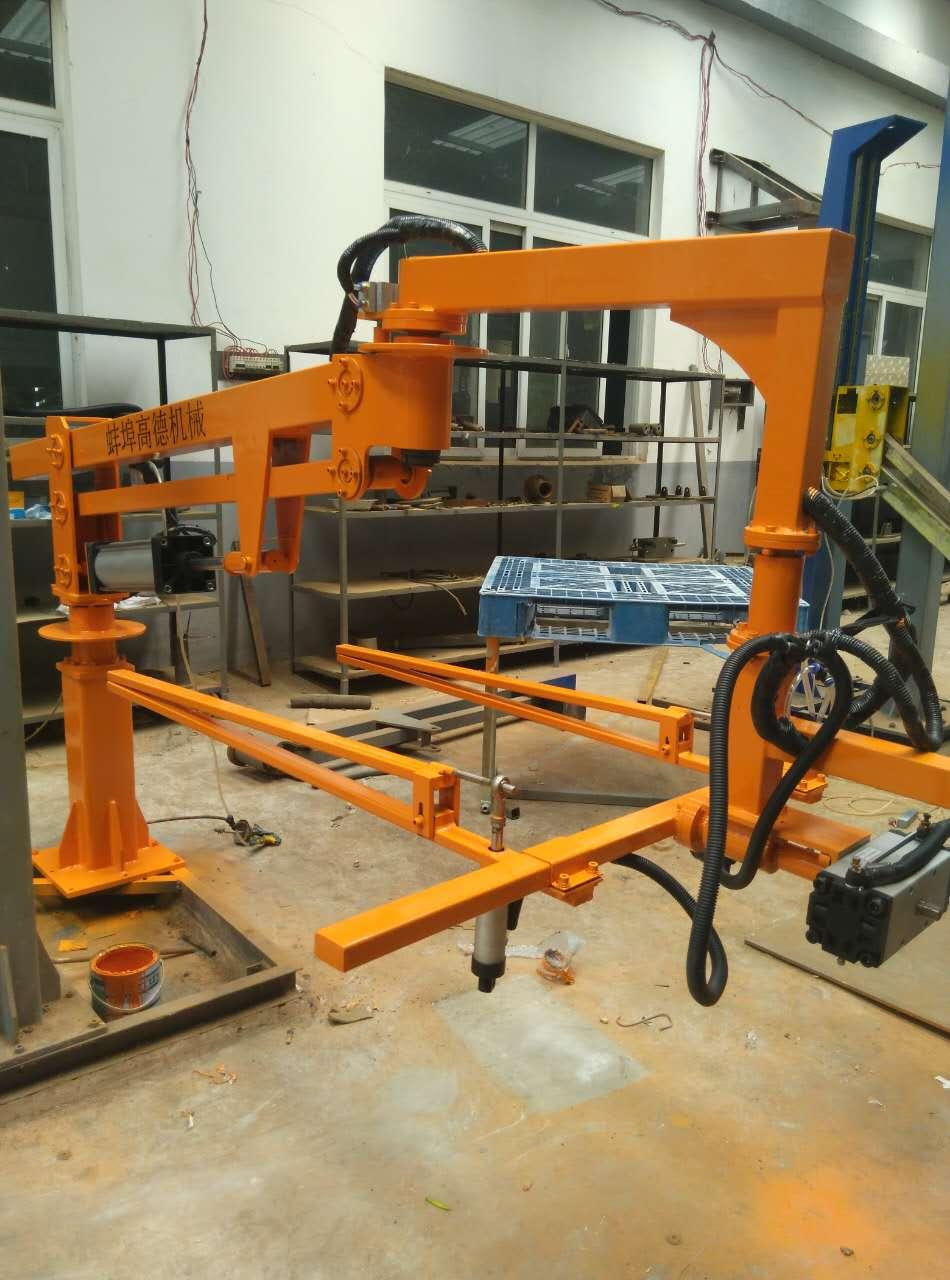 东营搬运助力机械手 欢迎咨询「蚌埠市高德机械自动化科技供应」