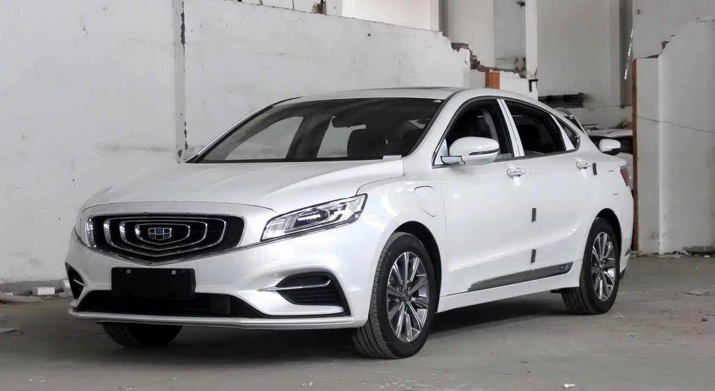 广州博瑞新能源GE经销商「广东亿鑫新能源汽车供应」