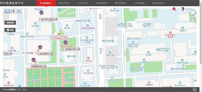 河北節能監管系統多少錢 鄭州凱星電子科技供應