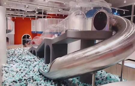 儿童淘气堡乐园加盟投资多少钱 创造辉煌 上海徐甸玩具供应