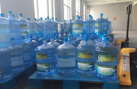 阜南益康桶装水公司 阜阳市海洋纯净水供应