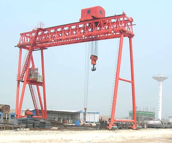 江苏优质龙门起重机厂家直供 上海浩翔起重机械设备供应