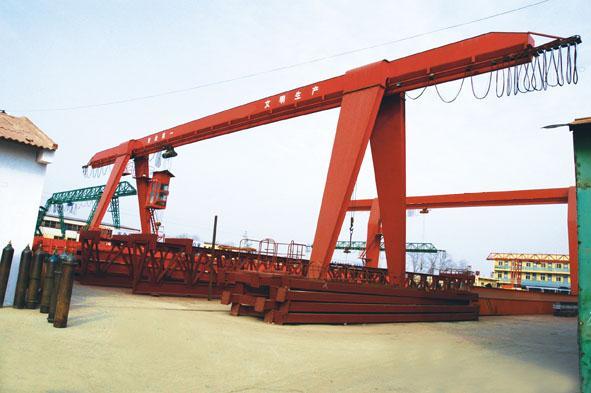 安徽正品龙门起重机产品介绍 信誉保证 上海浩翔起重机械设备供应