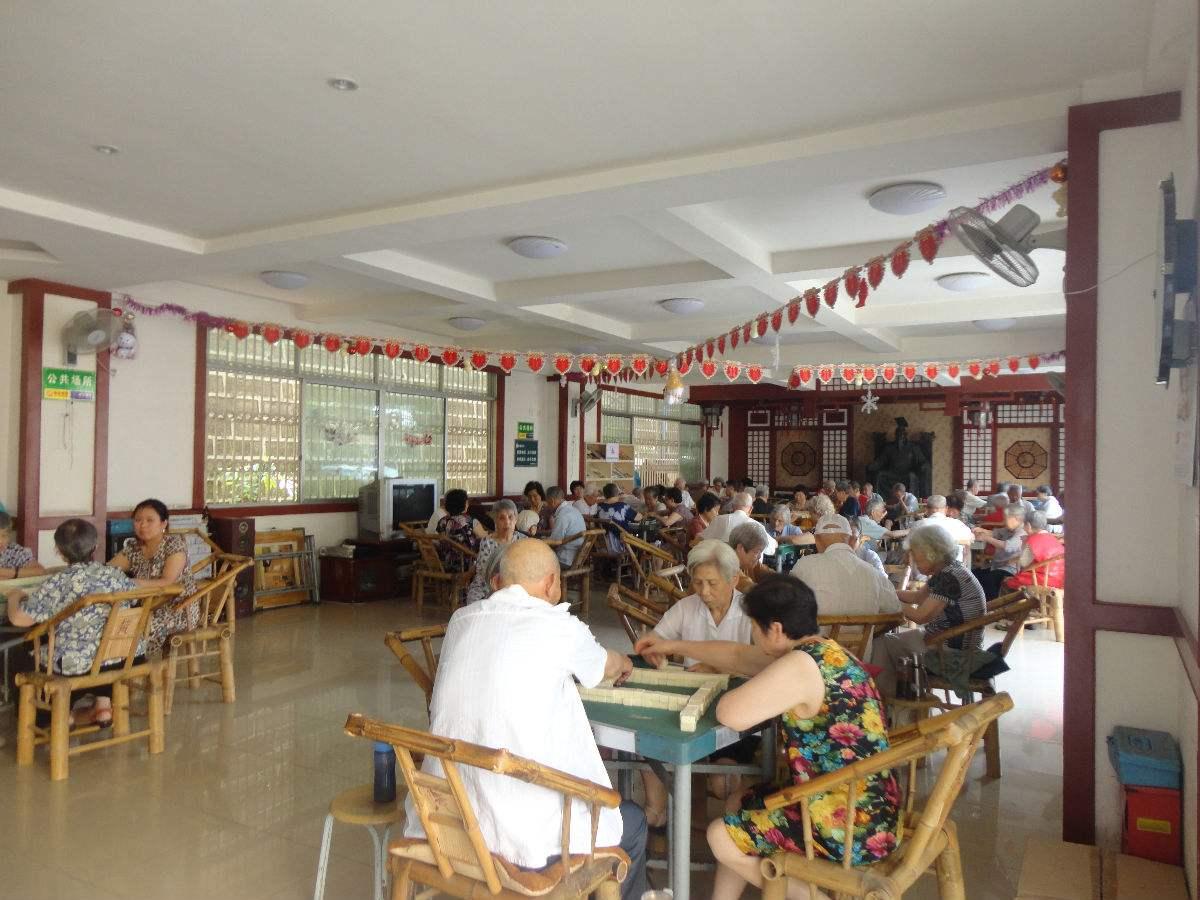 吴淞镇附近的养老院入住怎么进,养老院入住