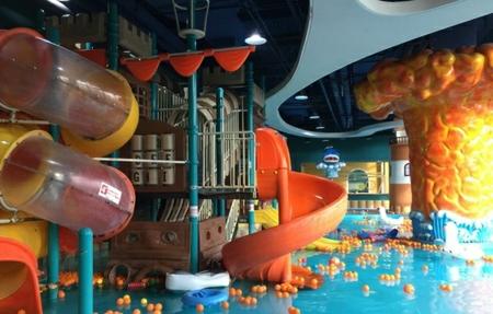 室内水上乐园销售电话 和谐共赢 上海徐甸玩具供应