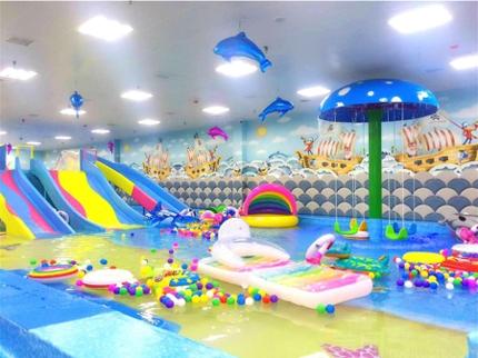 室内水上乐园承诺守信 诚信服务 上海徐甸玩具供应