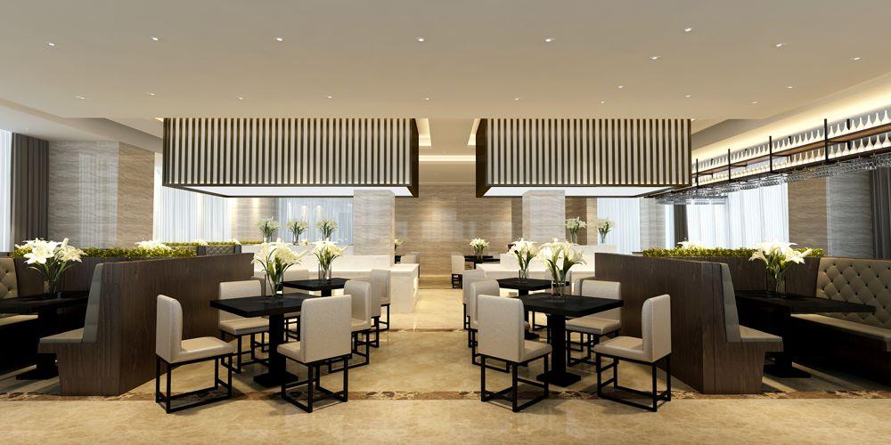 山东优秀西餐厅设计信赖推荐 上海七原空间设计供应