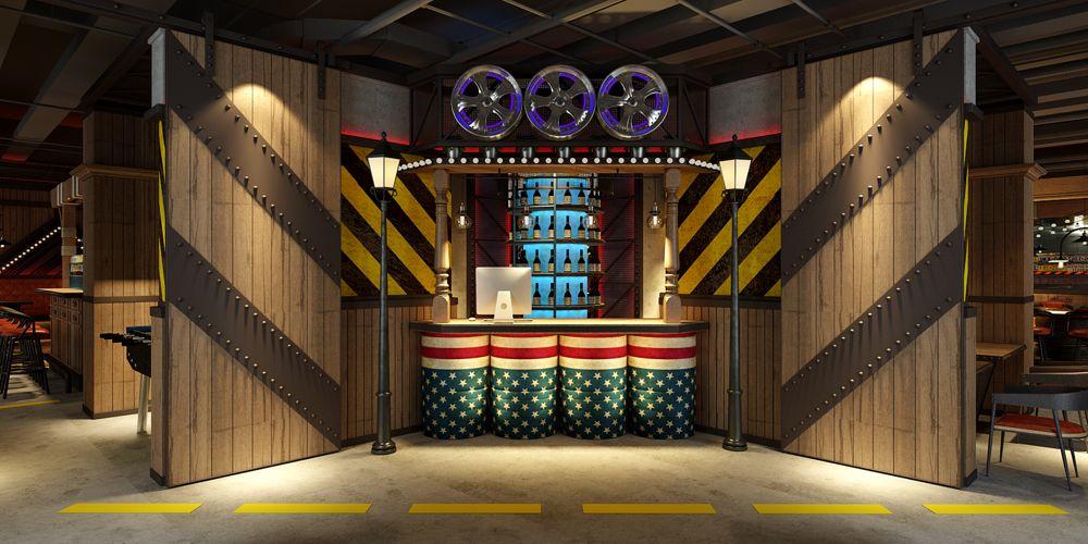 浙江原创的餐厅设计哪家好 上海七原空间设计供应