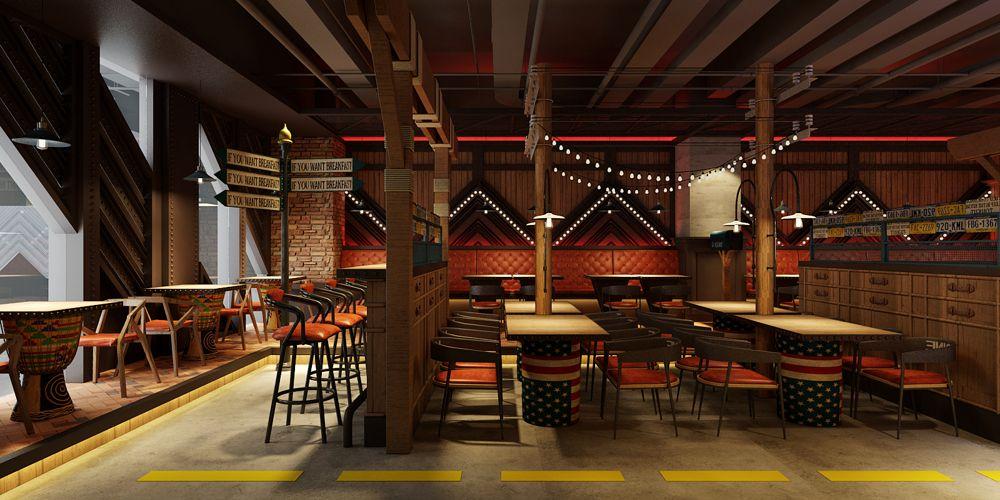 湖南专业餐厅设计价格,餐厅设计