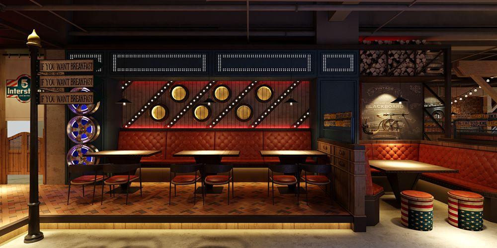 普陀区知名餐厅设计需要多少钱,餐厅设计