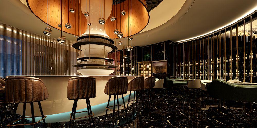 江苏品质好餐厅设计信赖推荐 上海七原空间设计供应