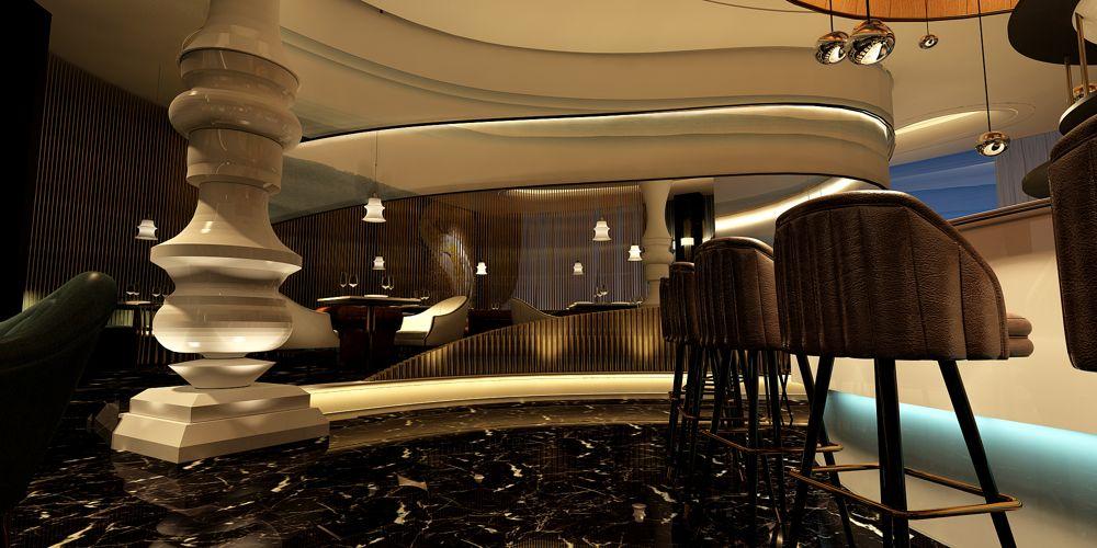 浙江口碑好餐厅设计该怎么选 上海七原空间设计供应