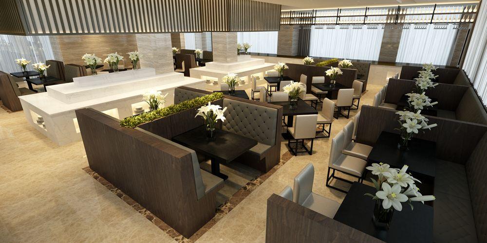山东知名餐厅设计该怎么选 上海七原空间设计供应