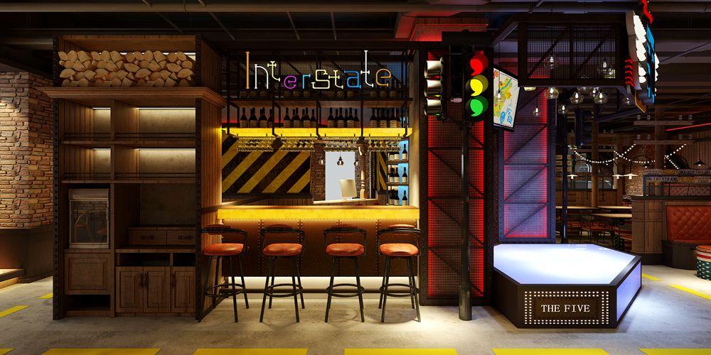 山东专业餐饮设计信赖推荐 上海七原空间设计供应