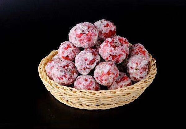 山西糖炒栗子加盟銷售價格 誠信經營「上海山野食品供應」