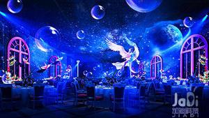 江西展厅全息投影服务 厦门市加迪智能科技供应