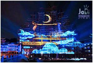 浙江舞台文创灯光投影 厦门市加迪智能科技供应