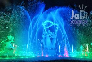 廣東景區文創燈光投影 廈門市加迪智能科技供應