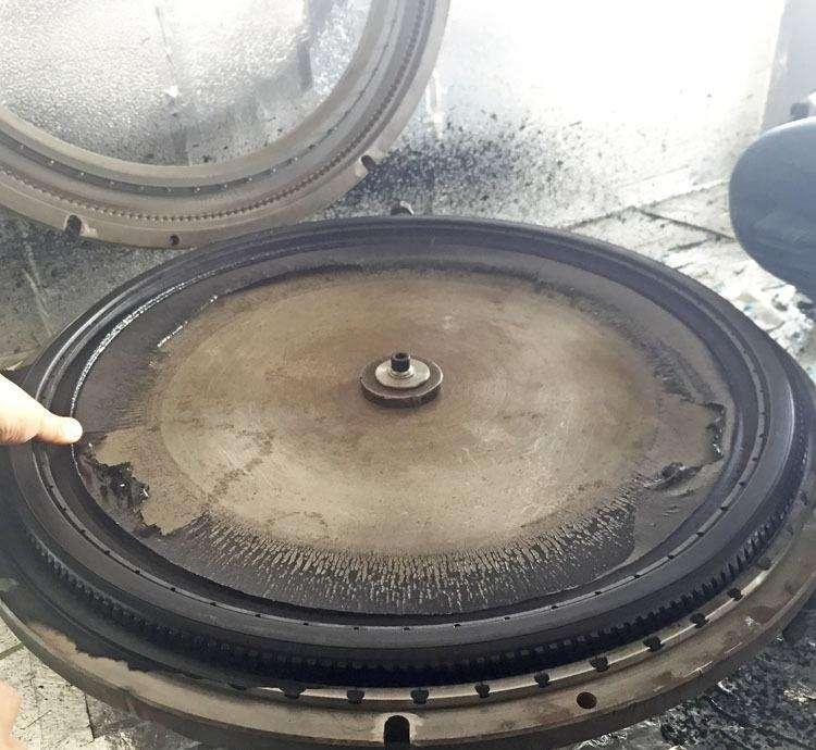 浙江口碑好聚氨酯自行车轮胎推荐厂家 有口皆碑 烟台银河聚氨酯供应