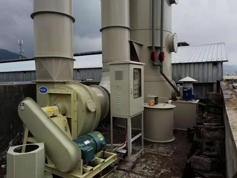 广东专业废气处理设备厂家定制 深圳市鑫萍杰环保设备供应