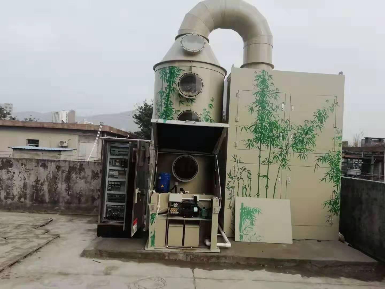 广东优良废气处理设备销售厂家 深圳市鑫萍杰环保设备供应