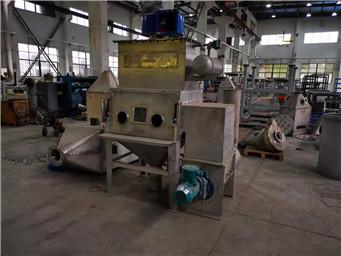 广东粉体小袋倒袋站的用途和特点 上海璞拓工业技术供应