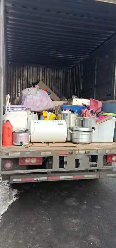 搬迁网 创新服务「天诚货运部供应」