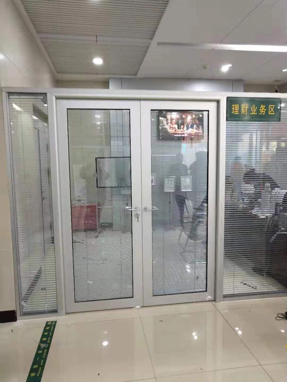 吉林钢化玻璃隔断门厂家