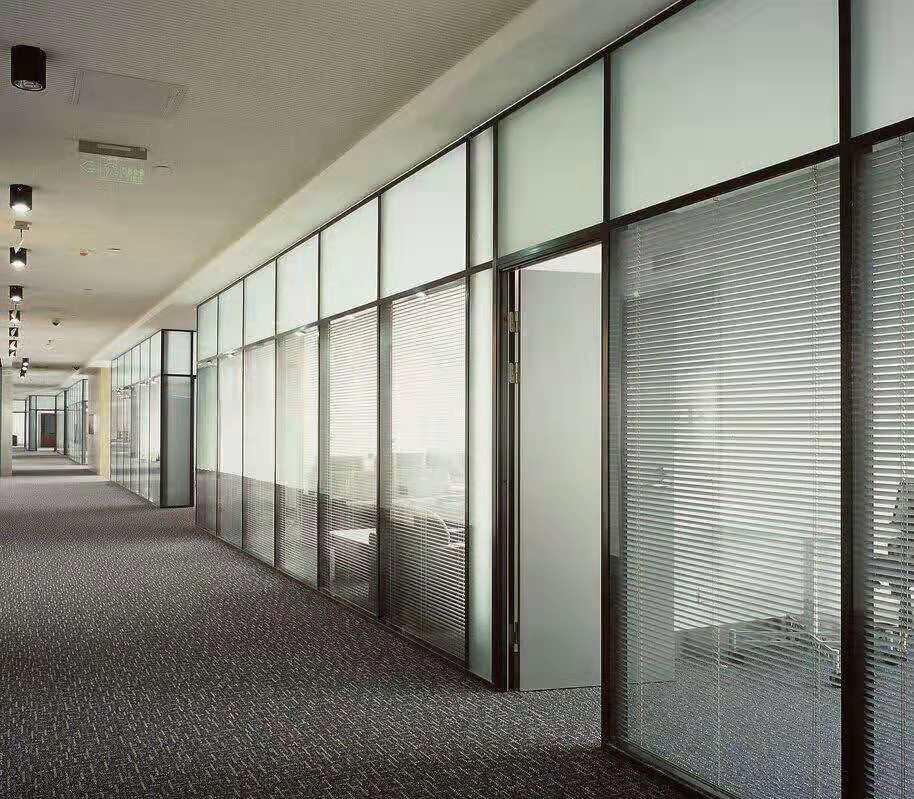 吉林玻璃隔断墙厂家 二道区盛弘嘉装饰材料供应