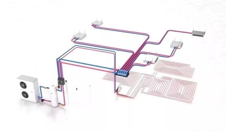 江宁区空调地暖一体机 推荐咨询「南京逸合家冷暖设备供应」