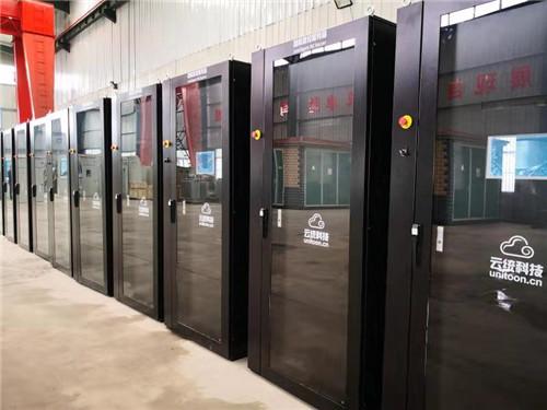 天津變頻控制柜加工 山東志勤電氣供應