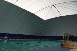 新疆乌市气膜体育馆公司 创造辉煌 新疆排云环保科技供应