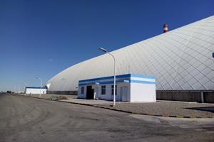 新疆乌市气膜展览馆产品租赁要多少钱 来电咨询 新疆排云环保科技供应