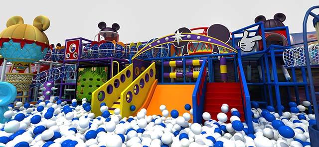 游乐园,超市,商场   加工定制是   淘气堡定做须知我们的儿童乐园是