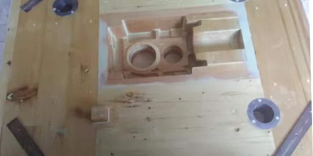 山东知名木型模具