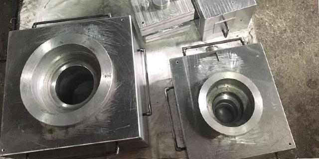 精铸模具加工