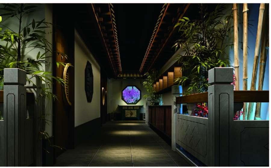 浙江原创餐厅设计方案 值得信赖 上海七原空间设计供应