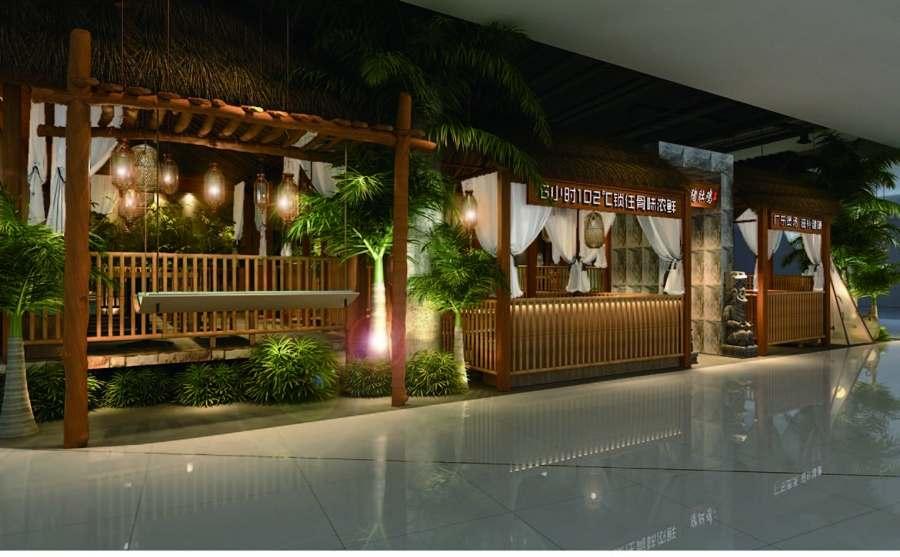 上海原创餐厅设计 值得信赖 上海七原空间设计yabo402.com